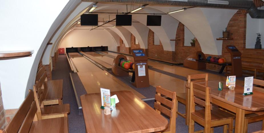 Bowling na statku